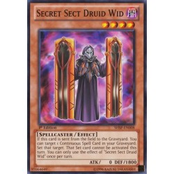 Secret Sect Druid Wid