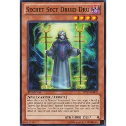 Secret Sect Druid Dru - SHSP-EN009