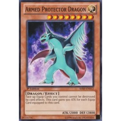Armed Protector Dragon
