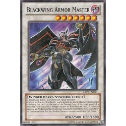 Blackwing Armor Master - DP11-EN013
