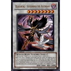 Blackwing - Silverwind the Ascendant - DP11-EN015