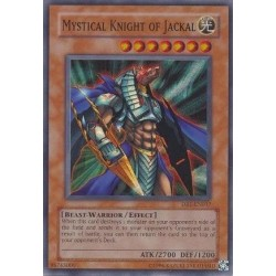 Mystical Knight of Jackal - DR1-EN017