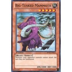 Big-Tusked Mammoth - BPW2-EN013
