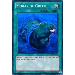 Moray of Greed - AP01-EN010