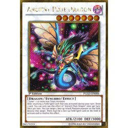 Ancient Pixie Dragon - PGLD-EN006