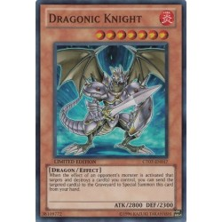 Dragonic Knight - CT07-EN017 x