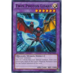 Twin Photon Lizard - SP14-EN020