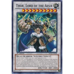 Thor, Lord of the Aesir - SP14-EN048 - Starfoil Rare