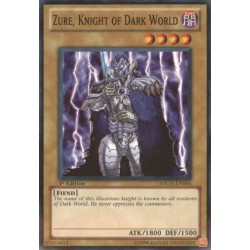 Zure, Knight of Dark World - SDGU-EN004