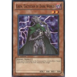 Gren, Tactician of Dark World - SDGU-EN008