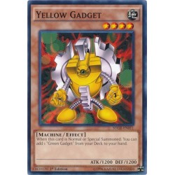 Yellow Gadget - SDGR-EN011