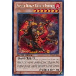 Blaster, Dragon Ruler of Infernos - CT10-EN002
