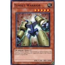 Turret Warrior - 5DS3-EN015