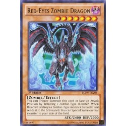 Red-Eyes Zombie Dragon - SDZW-EN001