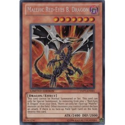 Malefic Red-Eyes B. Dragon - MOV2-EN001