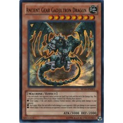 Ancient Gear Gadjiltron Dragon - SD10-EN001