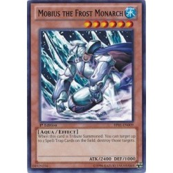 Mobius the Frost Monarch - GLD2-EN007