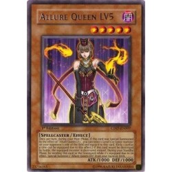 Allure Queen LV5 - CDIP-EN007 x