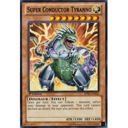 Super Conductor Tyranno - SD09-EN001