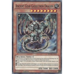 Ancient Gear Gadjiltron Dragon - SDGR-EN013