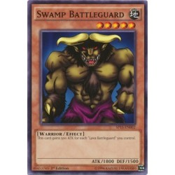 Swamp Battleguard - SP15-EN002