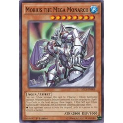Mobius the Mega Monarch - SP15-EN009 - Shatterfoil