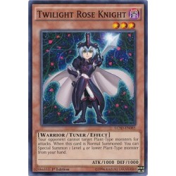 Twilight Rose Knight - DT02-EN054