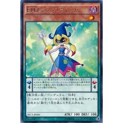Performapal Trump Witch - SECE-JP006