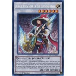 Virgil, Rock Star of the Burning Abyss - MP15-EN187
