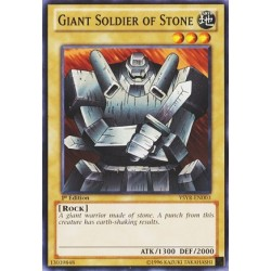 Giant Soldier of Stone - RP01-EN010