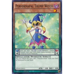 Performapal Trump Witch - SDMP-EN012