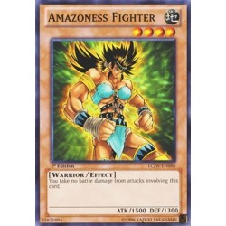 Amazoness Fighter - GLD3-EN005