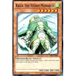Raiza the Storm Monarch - SR01-EN009
