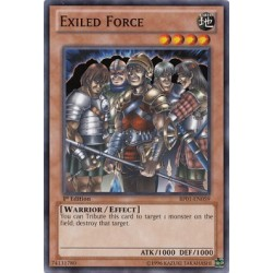 Exiled Force - HL04-EN001