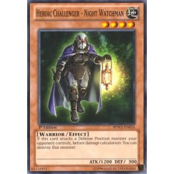 Heroic Challenger - Night Watchman - ABYR-EN009
