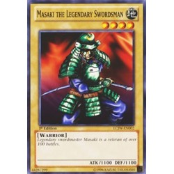 Masaki the Legendary Swordsman - LCJW-EN002