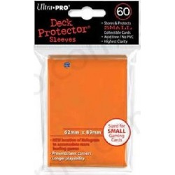 Sleeves Ultra Pro Small Size 60ct (orange)