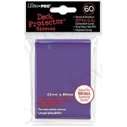 Sleeves Ultra Pro Small Size 60ct (purple)