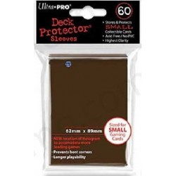 Sleeves Ultra Pro Small Size 60ct (brown)