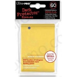 Sleeves Ultra Pro Small Size 60ct (yellow)