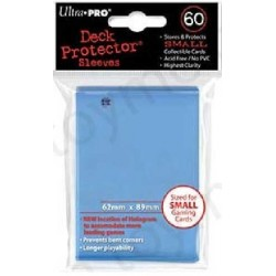 Sleeves Ultra Pro Small Size 60ct (light Blue)
