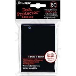 Sleeves Ultra Pro Small Size 60ct (black)