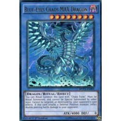 Blue-Eyes Chaos MAX Dragon - MVP1-EN004