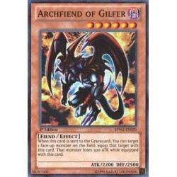 Archfiend of Gilfer - CT07-EN014