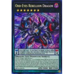 Odd-Eyes Rebellion Dragon - MP16-EN078