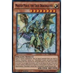 Master Peace, the True Dracoslayer - TDIL-EN020