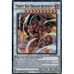 Tyrant Red Dragon Archfiend - TDIL-EN050