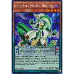 Odd-Eyes Mirage Dragon - DRL3-EN001