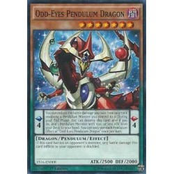 Odd-Eyes Pendulum Dragon - YS16-EN008