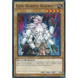 Gene-Warped Warwolf - YS16-EN016